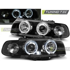 LPBM37 BMW E38 06.94-08.98 ANGEL EYES BLACK