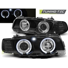 LPBM72 BMW E38 09.98-07.01 ANGEL EYES BLACK
