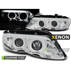 LPBMC2 BMW X5 E53 11.03-06 CHROME XENON