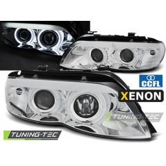 LPBMD0 BMW X5 E53 11.03-06 CHROME CCFL XENON