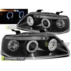 LPCT02 CHEVROLET AVEO 03-06 ANGEL EYES BLACK