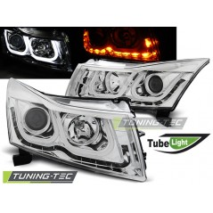 LPCT05 CHEVROLET CRUZE 09-12 TUBE LIGHT CHROME