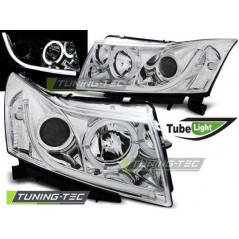 LPCT07 CHEVROLET CRUZE 09-12 TUBE LIGHT CHROME