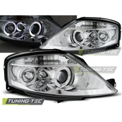 LPCI05 CITROEN C3 03.02-09 ANGEL EYES CHROME