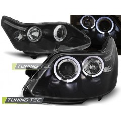 LPCI10 CITROEN C4 04-10 ANGEL EYES BLACK