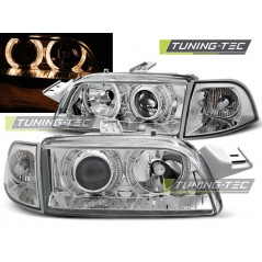 LPFI07 FIAT PUNTO 1 11.93-09.99 ANGEL EYES CHROME