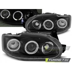LPFO06 FORD ESCORT MK7 02.95-00 ANGEL EYES BLACK