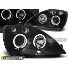 LPFO09 FORD FIESTA MK6 05.02-08.05 ANGEL EYES BLACK