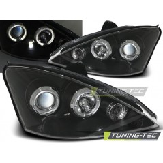 LPFO02 FORD FOCUS 11.01-10.04 ANGEL EYES BLACK