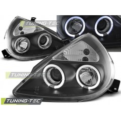 LPFO12 FORD KA 11.96-08 ANGEL EYES BLACK