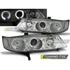 LPHO19 HONDA ACCORD 94-97 ANGEL EYES CHROME (USA)