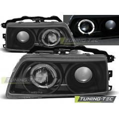 LPHO17 HONDA CRX 09.87-89 ANGEL EYES BLACK