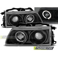 LPHO18 HONDA CRX 90-02.92 ANGEL EYES BLACK