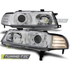 LPHO10 HONDA PRELUDE 02.92-01.97 ANGEL EYES CHROME