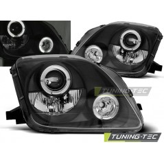 LPHO24 HONDA PRELUDE 02.97-01 ANGEL EYES BLACK