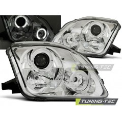 LPHO23 HONDA PRELUDE 02.97-01 ANGEL EYES CHROME
