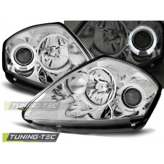 LPMI05 MITSUBISHI ECLIPSE D50 00-05 ANGEL EYES CHROME