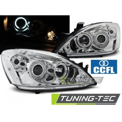 LPMI11 MITSUBISHI LANCER 7 04-07 ANGEL EYES CHROME