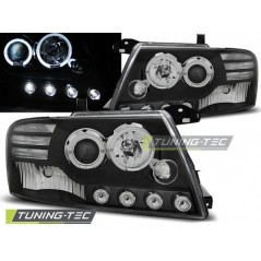 LPMI08 MITSUBISHI PAJERO V60 01-06 ANGEL EYES BLACK
