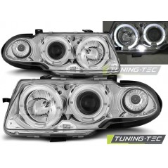 LPOP01 OPEL ASTRA F 09.91-08.94 ANGEL EYES CHROME