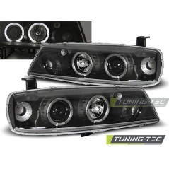 LPOP07 OPEL CALIBRA 08.90-06.97 ANGEL EYES BLACK