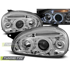 LPOP26 OPEL CORSA B 02.93-10.00 ANGEL EYES CHROME