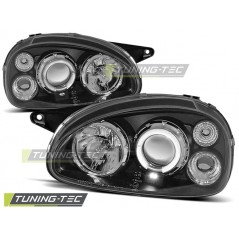 LPOP14 OPEL CORSA B 02.93-10.00 ANGEL EYES BLACK
