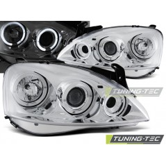 LPOP28 OPEL CORSA C 11.00 - 09.06 ANGEL EYES CHROME