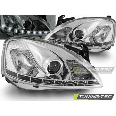 LPOP43 OPEL CORSA C 11.00-09.06 DAYLIGHT CHROME