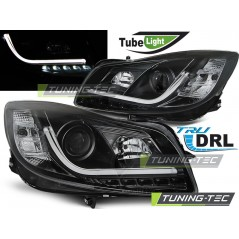 LPOP95 OPEL INSIGNIA 08-12 BLACK TUBE LIGHTS