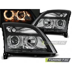 LPOP33 OPEL VECTRA C 04.02-08.05 ANGEL EYES BLACK