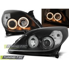 LPOP66 OPEL VECTRA C 09.05-08 ANGEL EYES BLACK