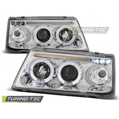 LPPE13 PEUGEOT 205 09.83-10.96 ANGEL EYES CHROME