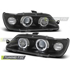 LPPE11 PEUGEOT 306 02.93-04.97 ANGEL EYES BLACK