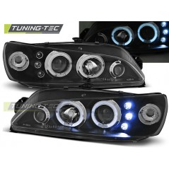 LPPE17 PEUGEOT 306 05.97-03.01 ANGEL EYES BLACK