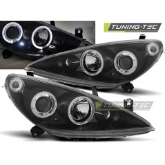LPPE10 PEUGEOT 307 04.01-06.05 ANGEL EYES BLACK