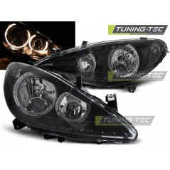 LPPE05 PEUGEOT 307 04.01-06.05 ANGEL EYES BLACK