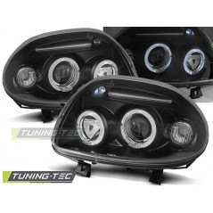 LPRE22 RENAULT CLIO II 09.98-05.01 ANGEL EYES BLACK