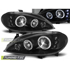 LPRE10 RENAULT MEGANE 03.99-10.02 ANGEL EYES BLACK