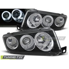 LPSK03 SKODA FABIA I 12.99-08 ANGEL EYES BLACK