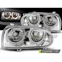 LPVW01 VW GOLF 3 09.91-08.97 ANGEL EYES CHROME