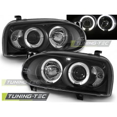 LPVW04 VW GOLF 3 09.91-08.97 ANGEL EYES BLACK