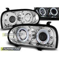 LPVW03 VW GOLF 3 09.91-08.97 ANGEL EYES CHROME