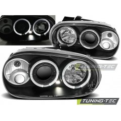 LPVW07 VW GOLF 4 09.97-09.03 ANGEL EYES BLACK