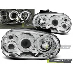 LPVW06 VW GOLF 4 09.97-09.03 ANGEL EYES CHROME