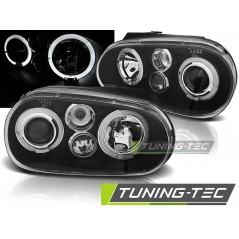 LPVW60 VW GOLF 4 09.97-09.03 ANGEL EYES BLACK