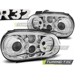 LPVW61 VW GOLF 4 09.97-09.03 R32 LOOK CHROME
