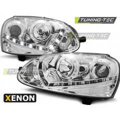 LPVWD4 VW GOLF 5 03-08 D2S DAYLIGHT CHROME