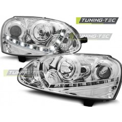 LPVWD2 VW GOLF 5 03-08 DAYLIGHT CHROME