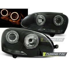 LPVWH7 VW GOLF 5 10.03-09 ANGEL EYES BLACK